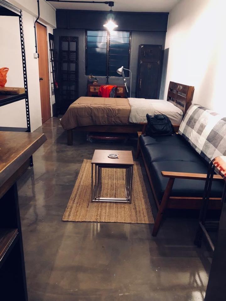 Project Ang Mo Kio – 4 Room Flat